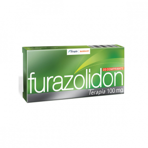 Furazolidon 100mg 20 cpr Terapia
