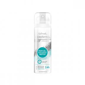 Gerovital H3, deo antiperspirant dreams, 150ml, FARMEC
