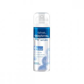 Gerovital H3, deo antiperspirant natural, 150ml,  FARMEC