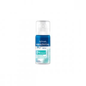 Mini deodorant antiperspirant, GerovitalH3, fresh, 40ml, FARMEC