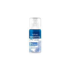 Mini deodorant antiperspirant, GerovitalH3, natural, 40ml, FARMEC