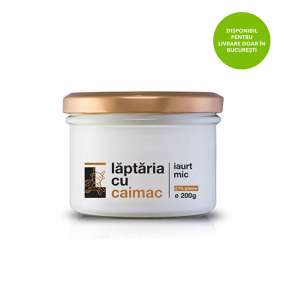Iaurt mic, 200g 2,7%, Laptaria cu Caimac
