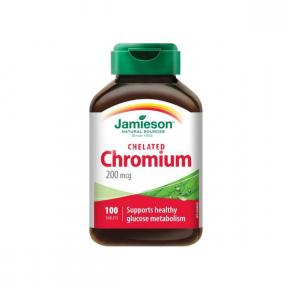 Crom chelat 200 mg x100cpr film 2288, Jamieson