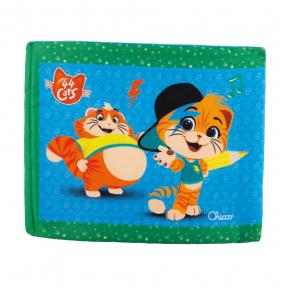 Jucarie Carticica magica de colorat, 44 Cats, motanul Lampo, 2-4 ani, Chicco