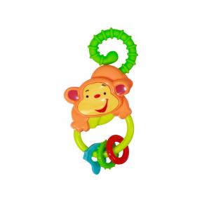 Jucarie zornaitoare Monkey, Lorelli