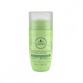 LAINO, Deodorant 24h, ceai verde, 50 ml