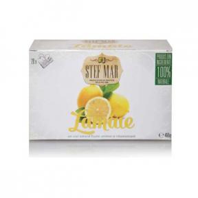Ceai lamaie premium, 20 plicuri, StefMar
