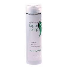 Lapte corp Hydra Plus cu ulei argan flacon flip-top,250ml