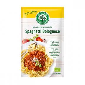 Amestec BIO de condimente pentru spaghete Bolognese, 35g, LEBENSBAUM