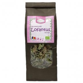 Ceai de plante, Lofantus, BIO, ECO, 40g, Biofarmland