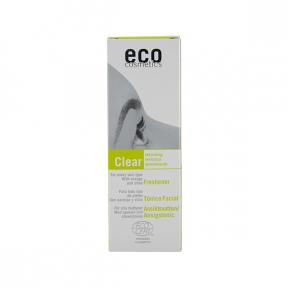 Lotiune tonica pentru fermitate cu acid hialuronic, portocale si maslin, 100ml, Eco Cosmetics