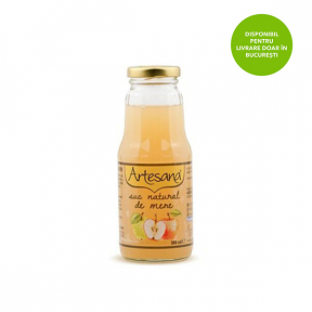 Suc natural de mere, 0.3l, Artesana