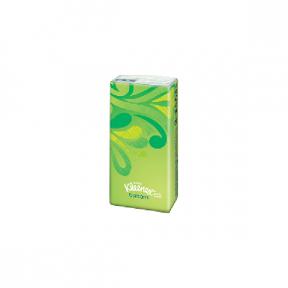Batiste igienice cu balsam de galbenele, 4 straturi, Kleenex Balsam
