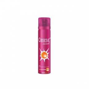 Deodorant Obsesie, sweet, 75ml, FARMEC