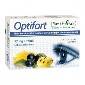 Optifort, 30 comprimate, Plantextrakt
