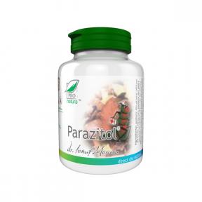 Parazitol, 200 capsule, Pro Natura