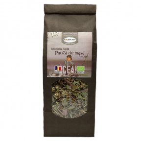 Ceai de plante, Pauza de masa, BIO/ECO, 50g, Biofarmland