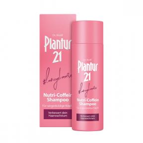 Plantur 21, Longhair Nutri Caffeine sampon, 200ml, Dr. Kurt Wolff