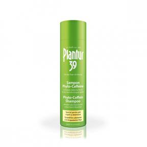 Sampon pentru par vopsit si deteriorat 39 Phyto-Caffeine, 250 ml,Plantur