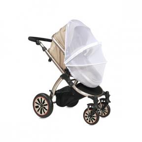 Plasa contra insectelor pentru paturi, Happy, geanta de transport inclusa, Lorelli