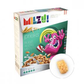 """Cereale de secara """"Joy"""", 200g, Milzu!"""