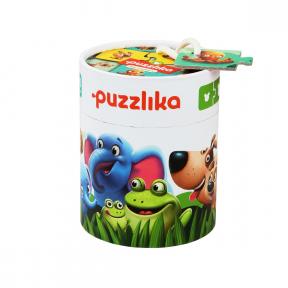 Puzzle Cubika Familia Potrivita, Kids Retail