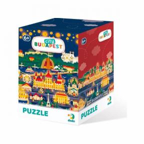 Puzzle, Budapesta (120 piese), Dodo