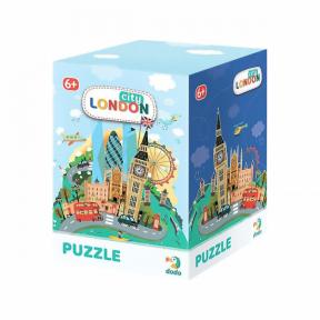 Puzzle, Londra (120 piese), Dodo