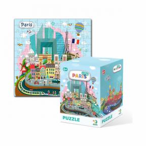 Puzzle, Paris (120 piese), Dodo
