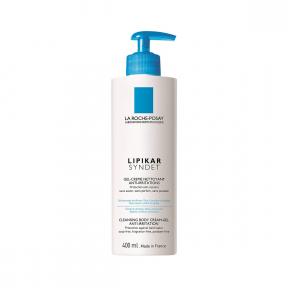 Lipikar Syndet AP+ Gel de curatare piele cu tendinta atopica, 400ml, Roche Posay
