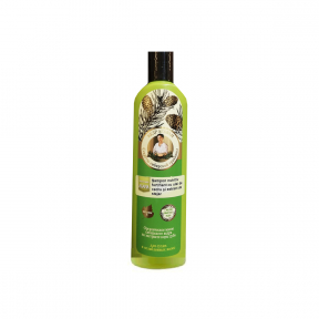 Sampon nutritiv fortifiant cu ulei de cedru si extract de stejar, 280ml, Bunica Agafia