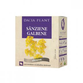 Sanziene galbene ceai, 50g, Dacia Plant