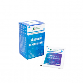 Saruri de rehidratare, 10 plicuri, Remedia