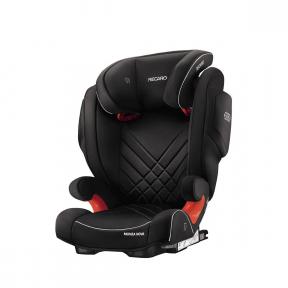 Scaun Auto pentru Copii, Monza Nova 2, Performance Black, Recaro