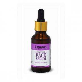 Serum regenerant pentru ten cu extract de violete, 30 ml, DR. KONOPKA'S