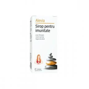 Sirop pentru imunitate, 150ml, Alevia