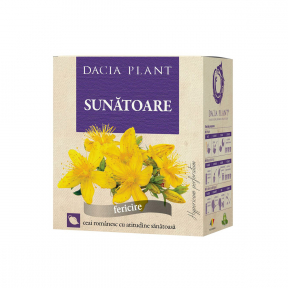 Ceai sunatoare, 50g, Dacia Plant