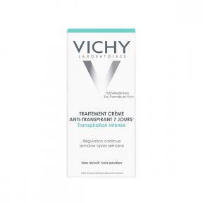 V DEO Tratament eficacitate 7 zile - transpiratie abundenta 30ml Vichy