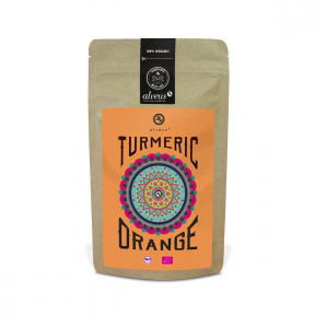 Turmeric BIO - Orange, 125g, Alveus