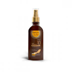 Ulei bronzant SPF10 Gerovital Sun, 150ml, Farmec