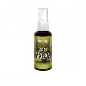 Ulei argan, deodorizat, 50ml, (presat la rece) BIO,  Adams Vision