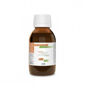 Ulei de ricin cu vitamina A, 100ml, TIS