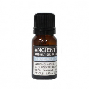 Ulei esential de Musetel Roman, dilutie 5%, Anthemis Nobilis, 10 ml, Ancient Wisdom