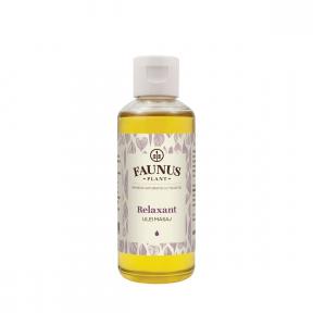 Ulei masaj Relaxant 100 ml Faunus Plant