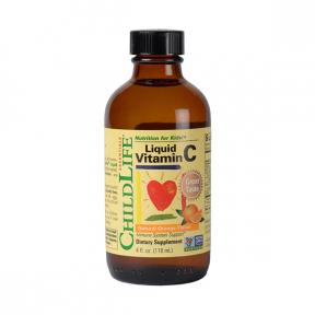 Vitamin C 250mg copii Childlife, 118ml, sirop Secom