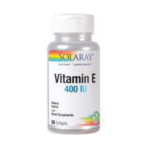 Vitamin E 400UI  50 cps moi Secom
