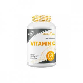 Vitamina C ,1000mg, 90 tablete, 6Pak Nutrition