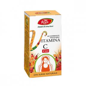 Vitamina C, 60 comprimat, Fares