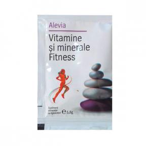 Vitamine si minerale fitness,1 doza, Alevia