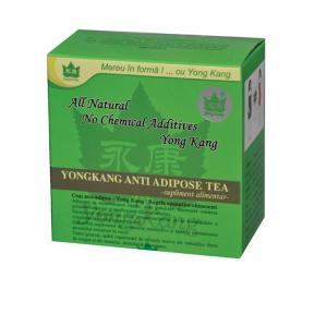 Ceai antiadipos, 2g, 30 plicuri, Yongkang